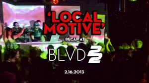 local motive (Local Motive ft. Neighbour @ The Redroom)