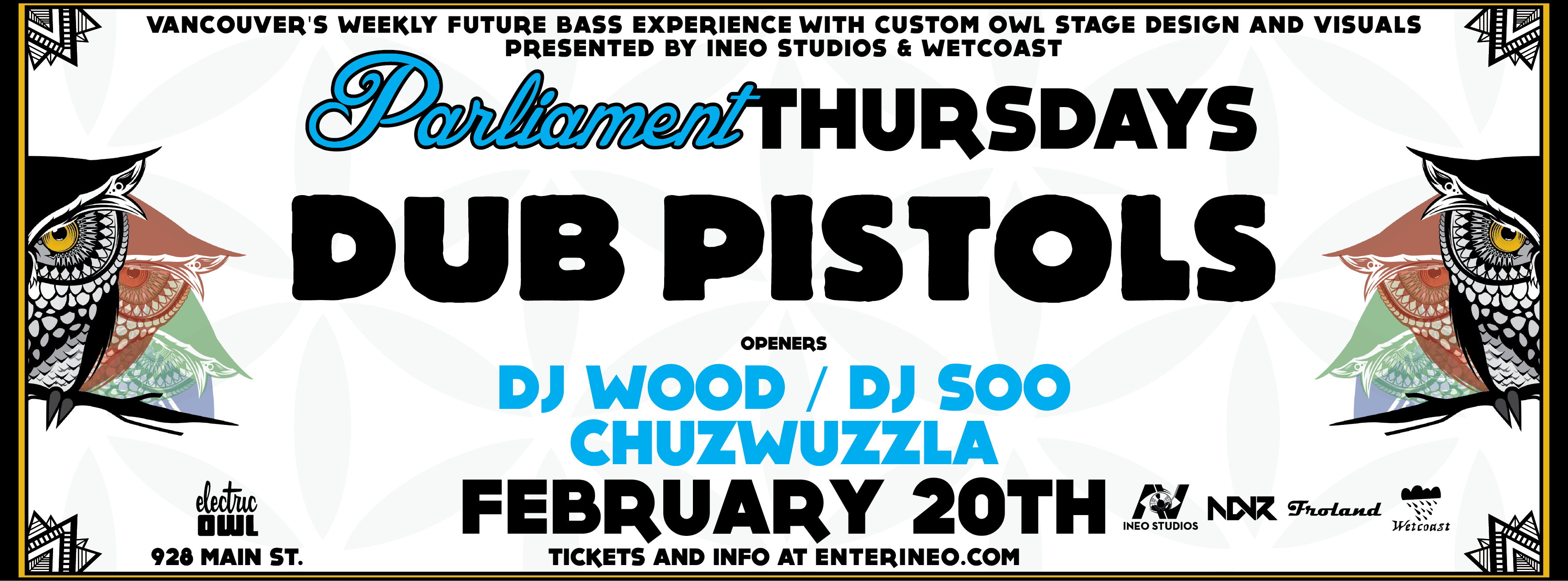 6 Parliament Thursdays FB Banner DUB PISTOLS-01