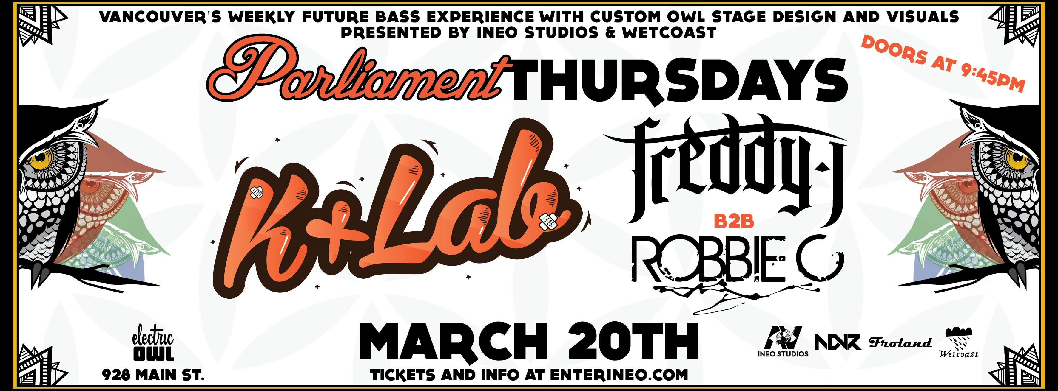 9 Parliament Thursdays FB Banner K LAB FREDDY J-01