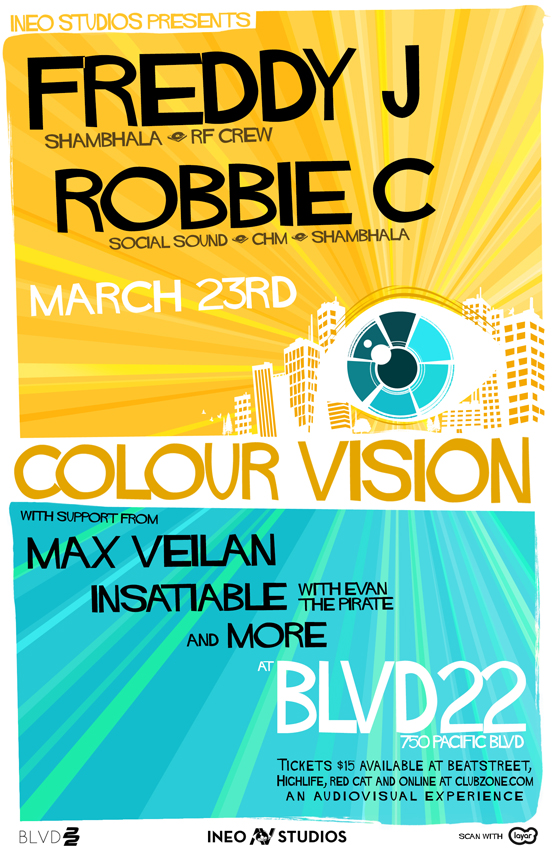 Colour Vision Tour