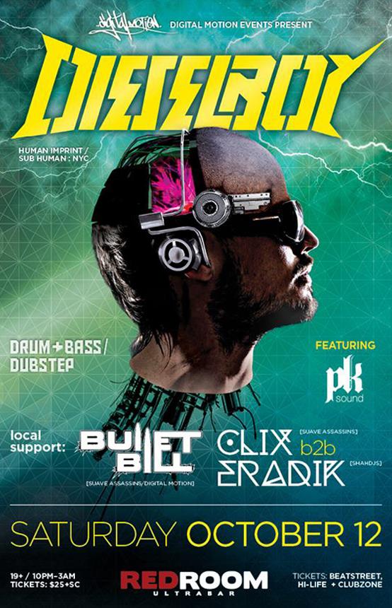 Dieselboy Poster Web