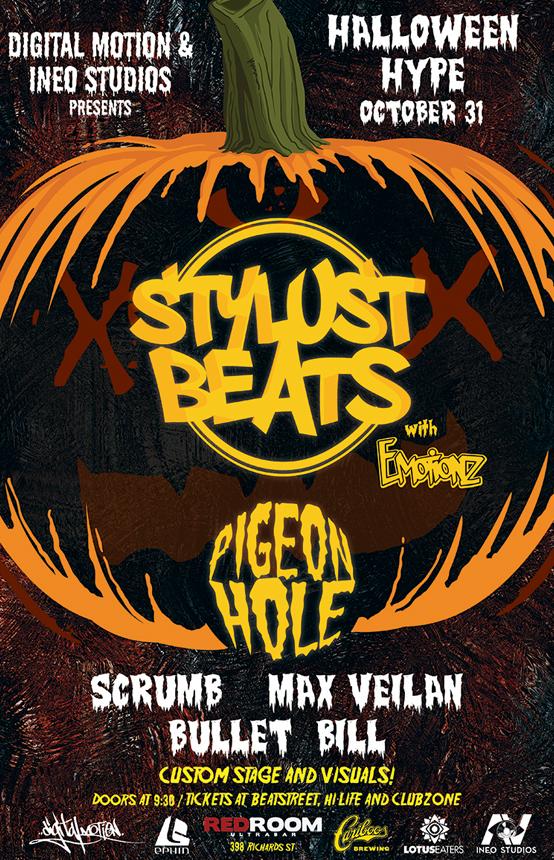Halloween 2013 Poster
